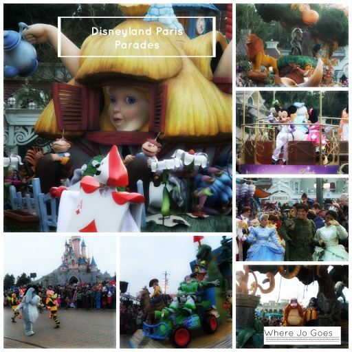parades collage