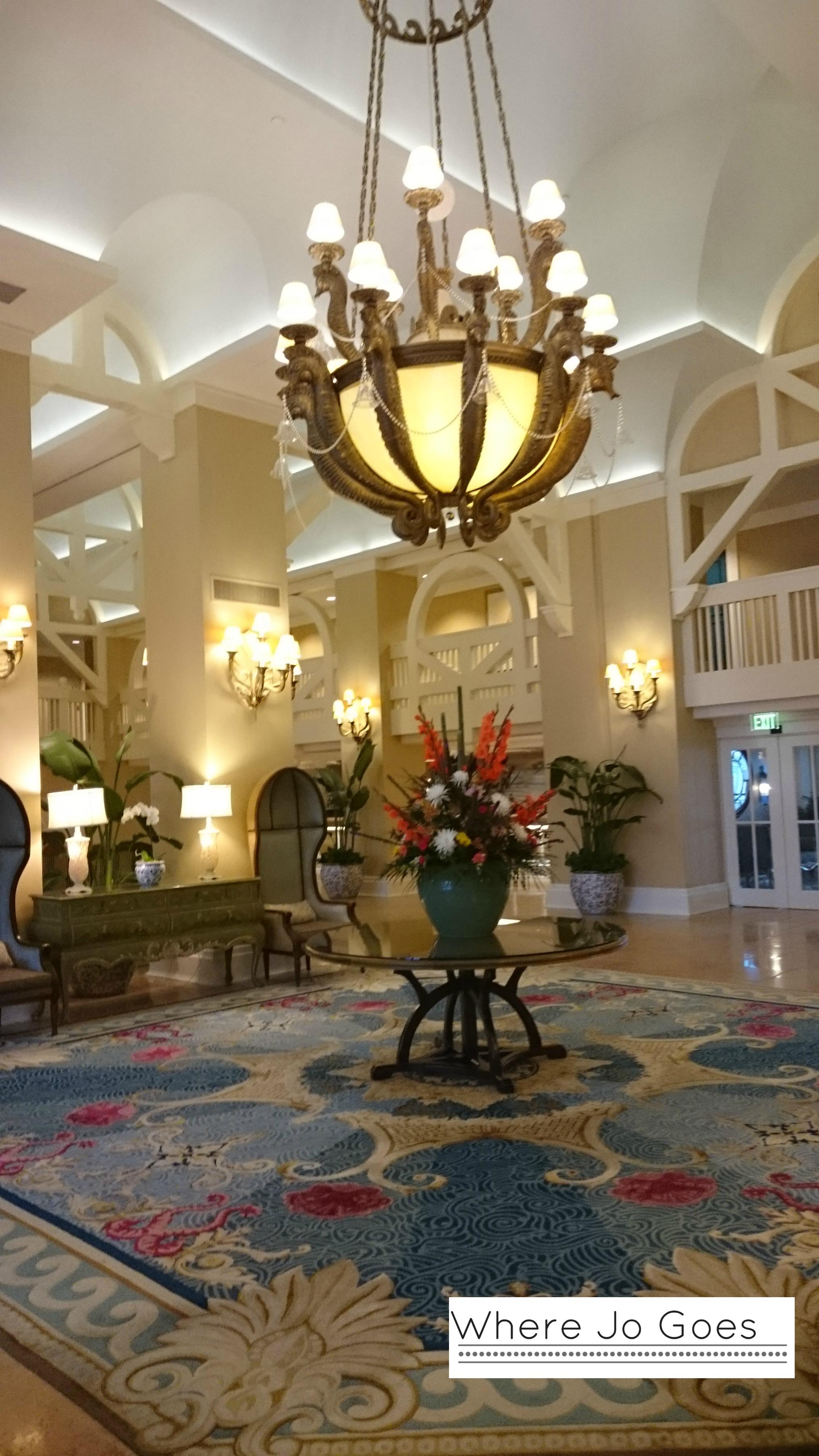 Beach Club Resort, Disneyworld, Orlando Florida