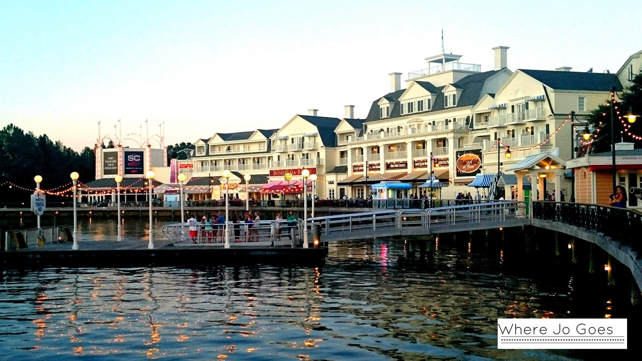 The Boardwalk, Disney's Beach Club Resort