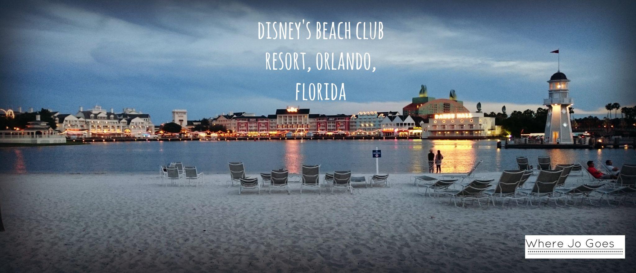 Disney S Beach Club Resort Review Disneyworld Orlando Florida