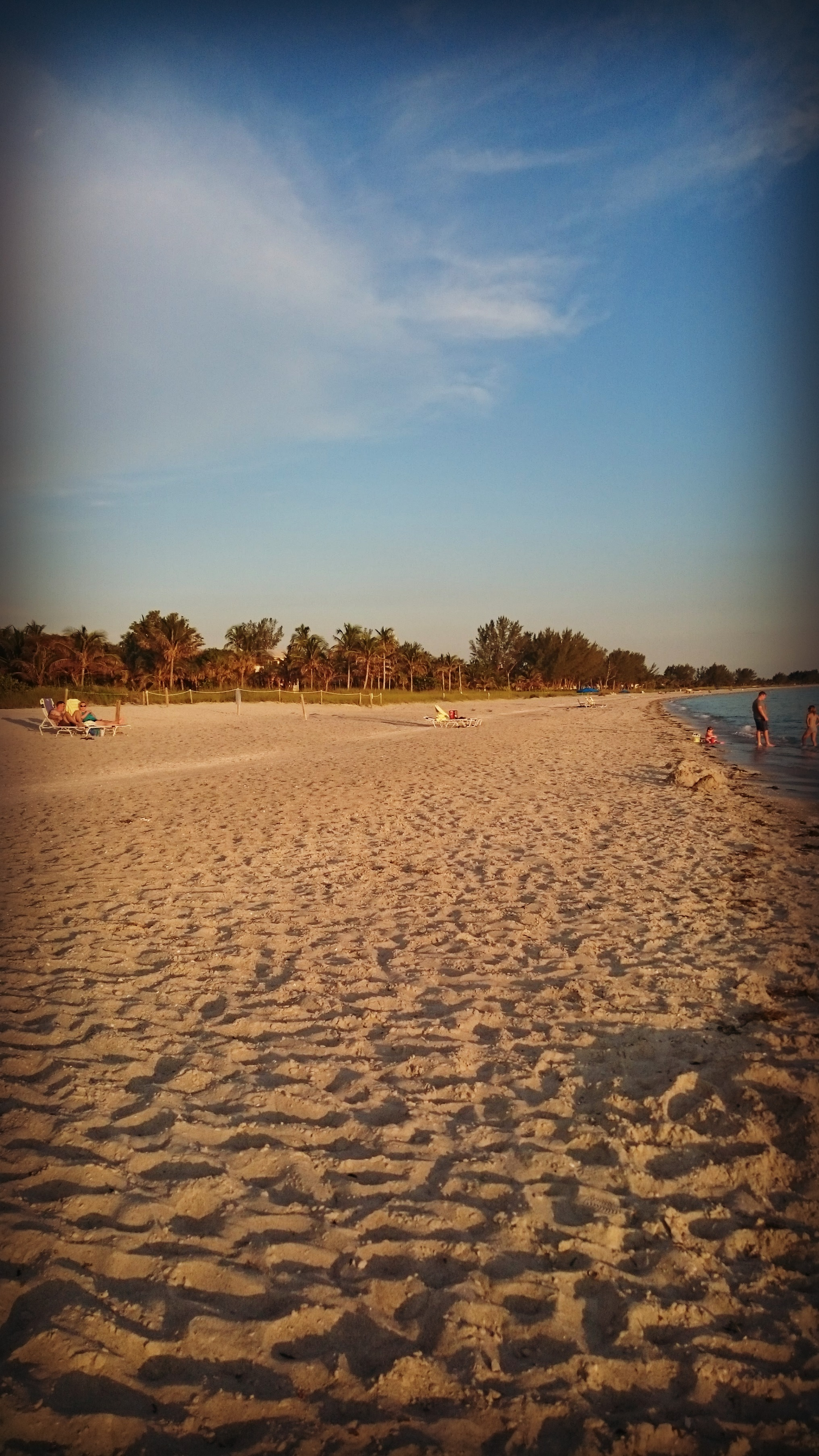 Sunset Beach, South Seas Resort, Captiva Island