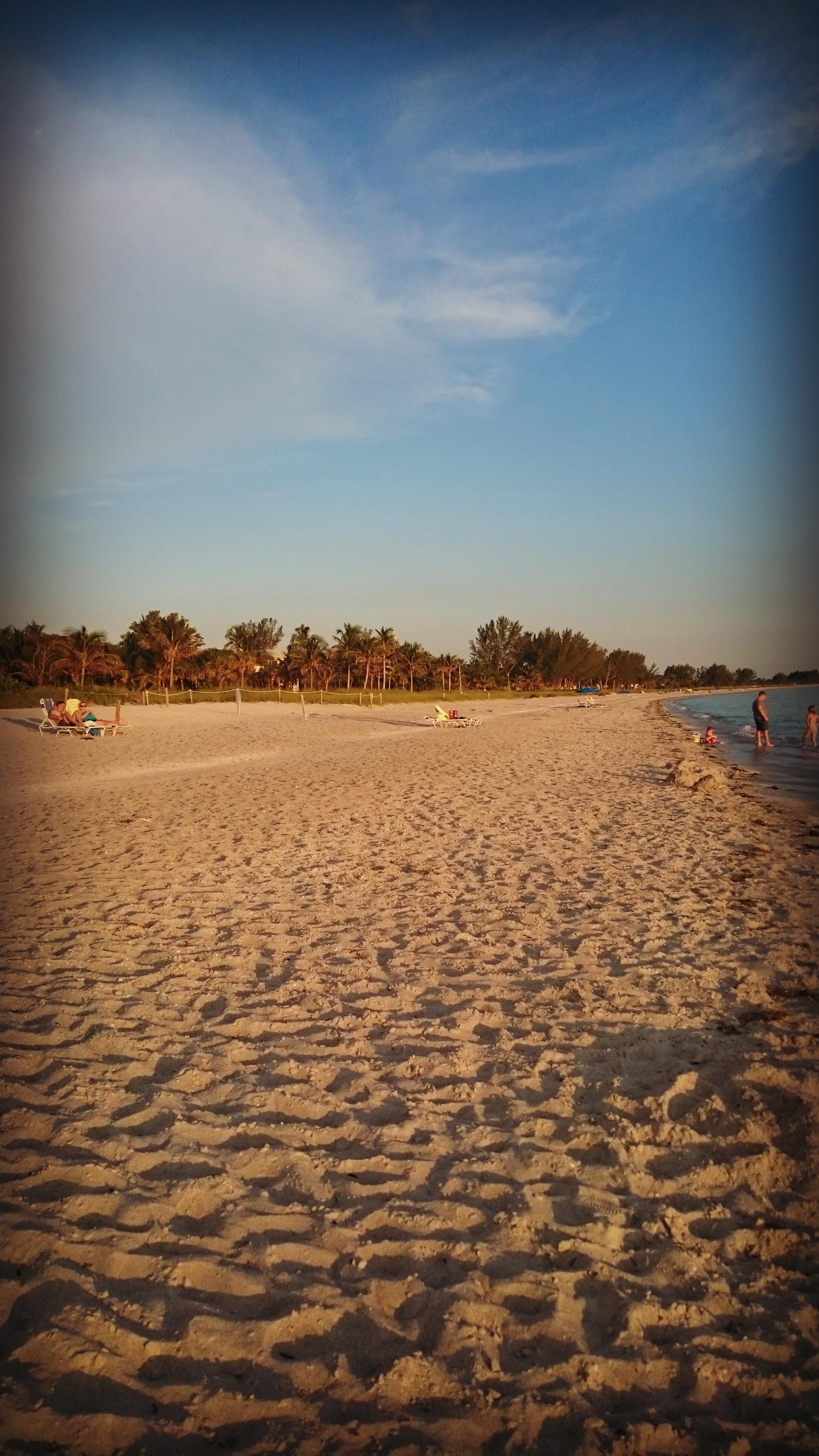 Sunset Beach, South Seas Resort, Captiva Island