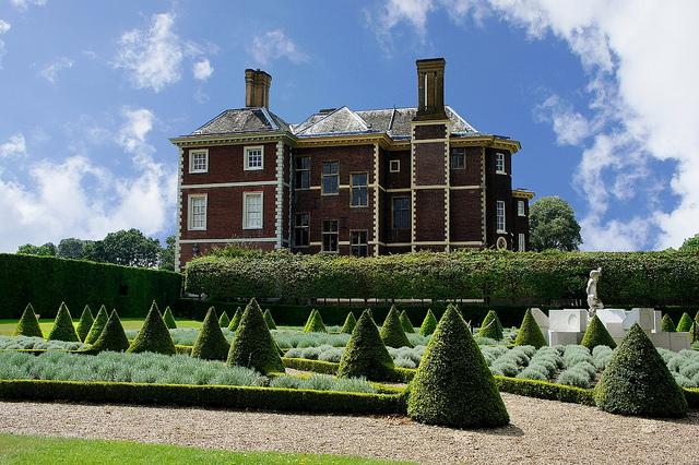 Ham House, Richmond, London. National Trust Ham House