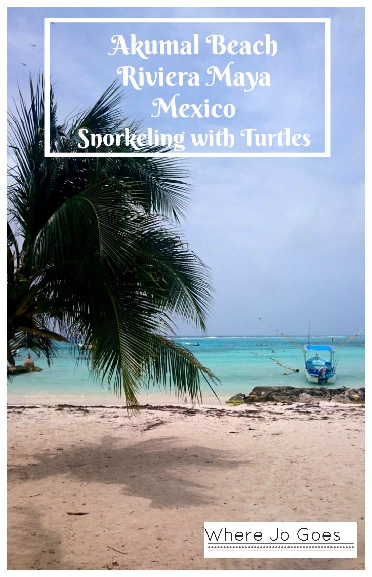 Akumal Beach, Riviera Maya, Mexico