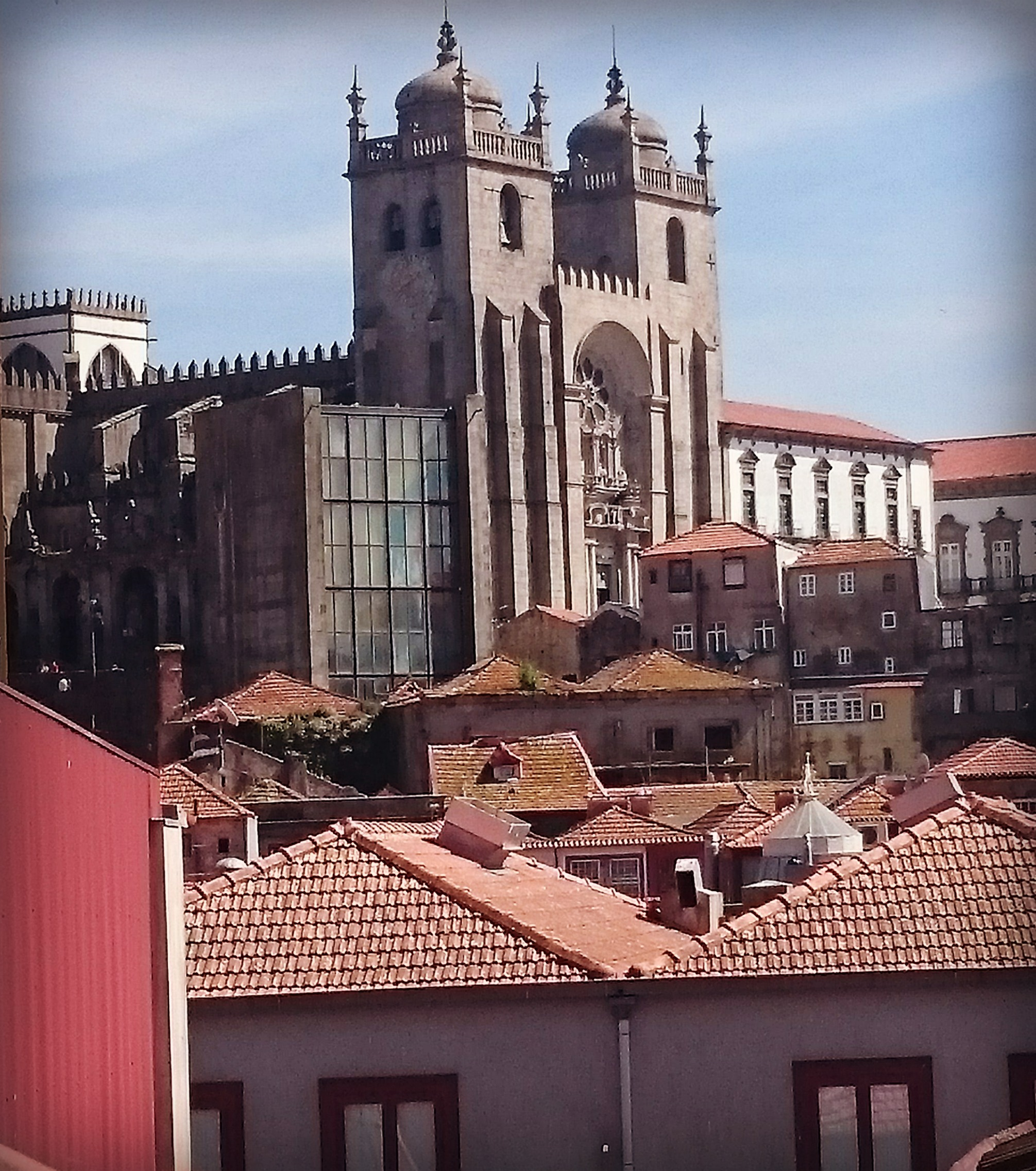 View of Se Cathedral, Porto