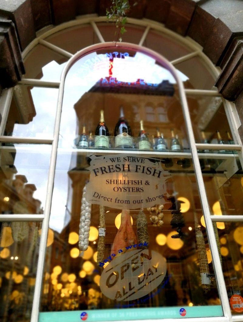 San Carlos Restaurant, Bristol