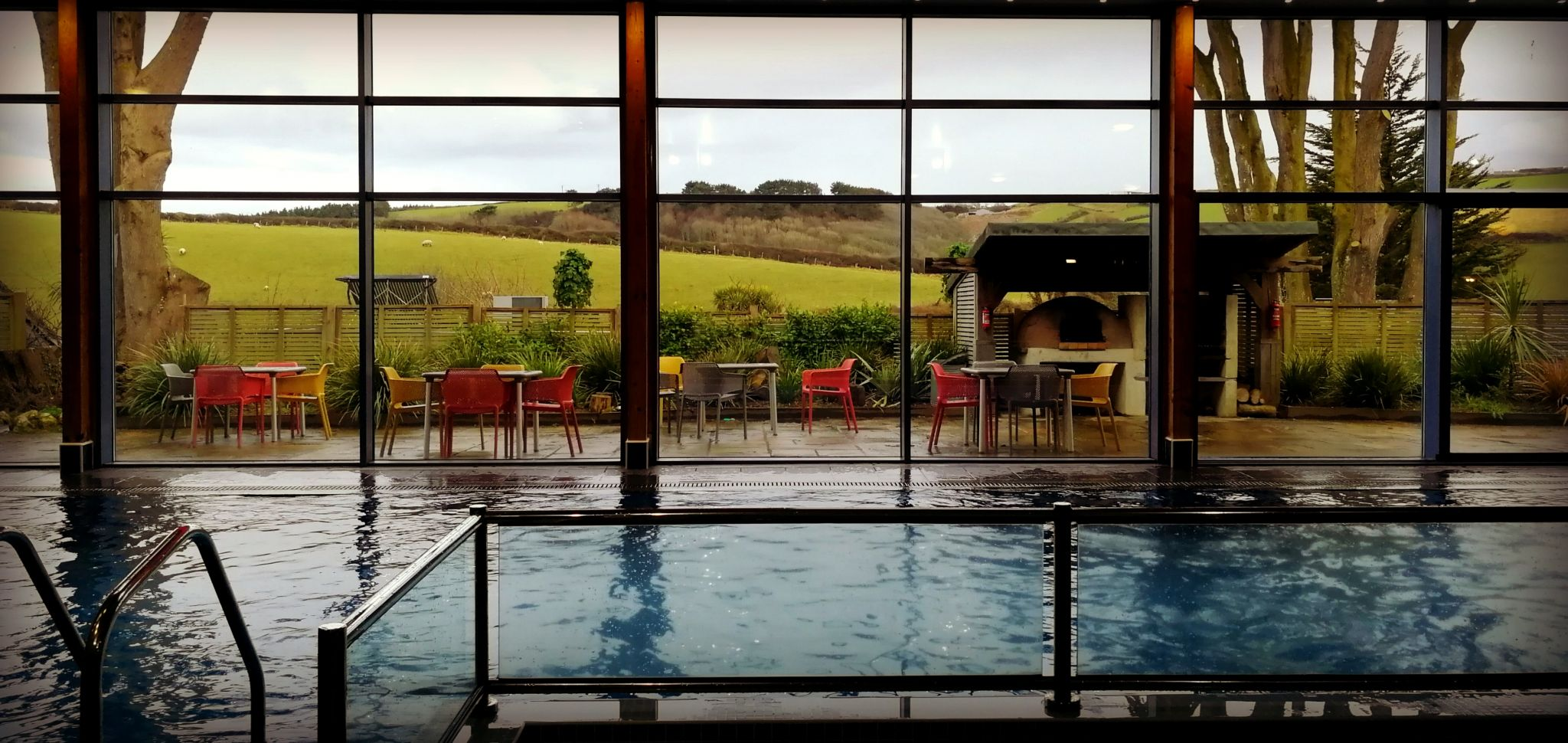 Pool, The Park, Mawgan Porth