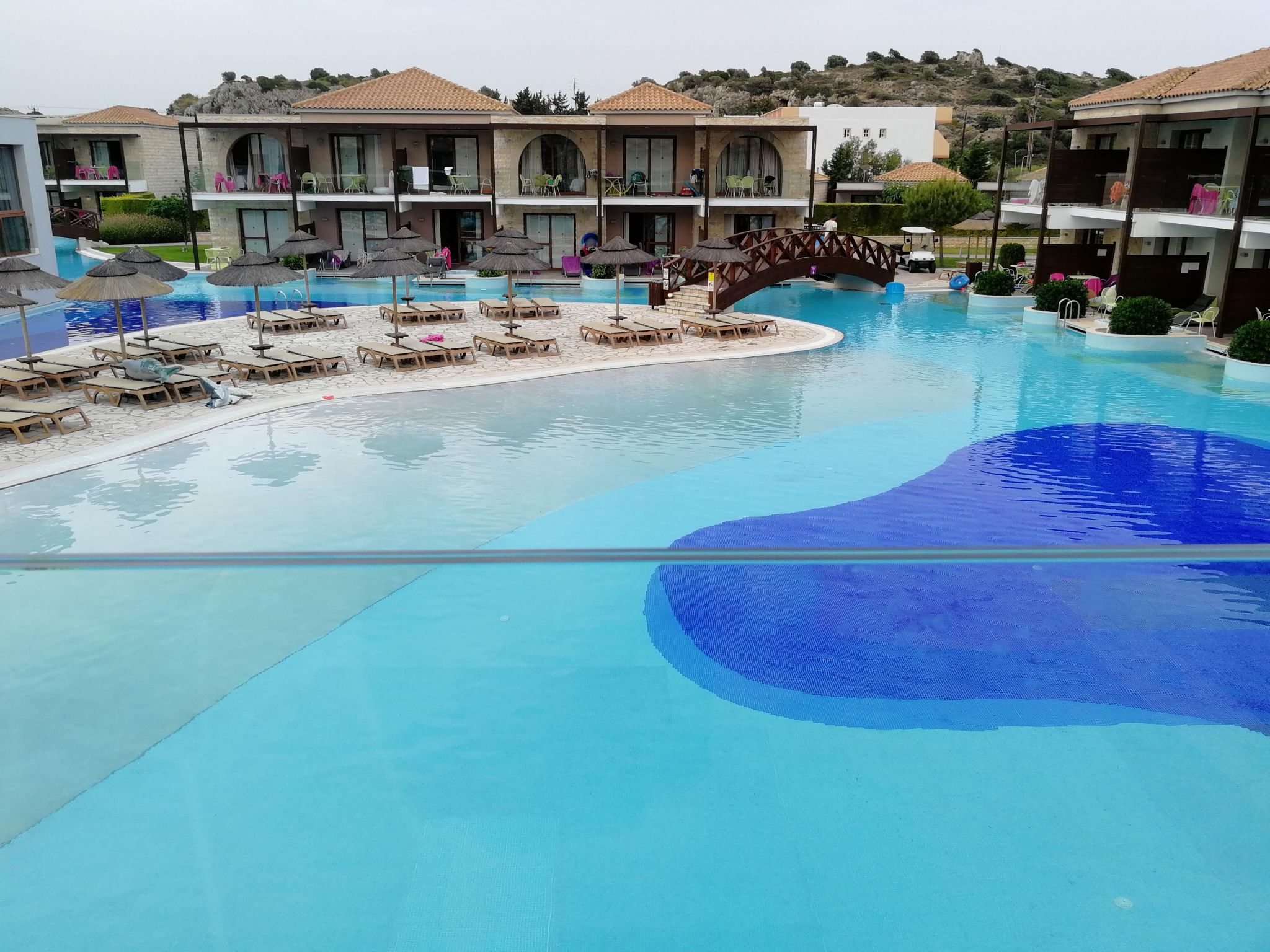 First Choice Holiday Village Rhodes, Deluxe Pool Area