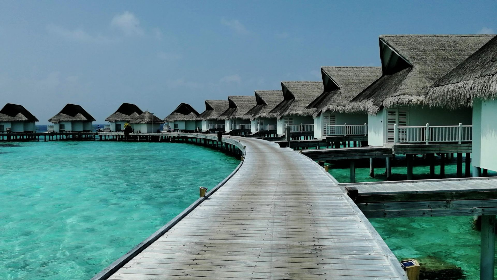 Centara Grand Island Resort & Spa, Maldives
