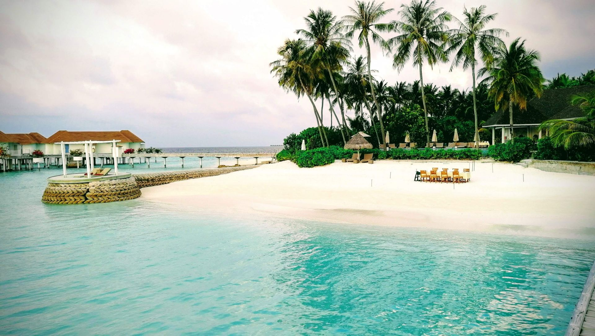 Centara Grand Resort, Maldives